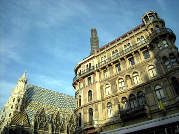 Stephansplatz - builing 2