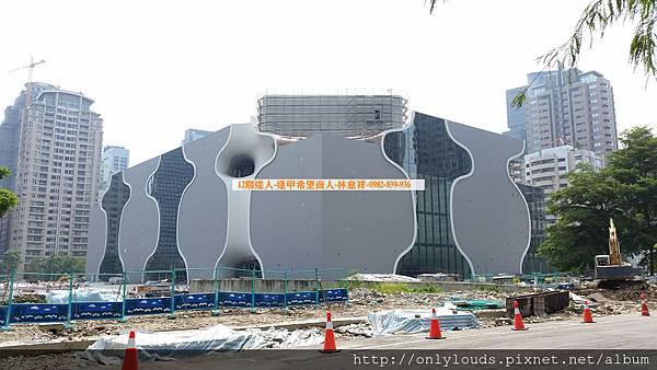 台中大都會歌劇院