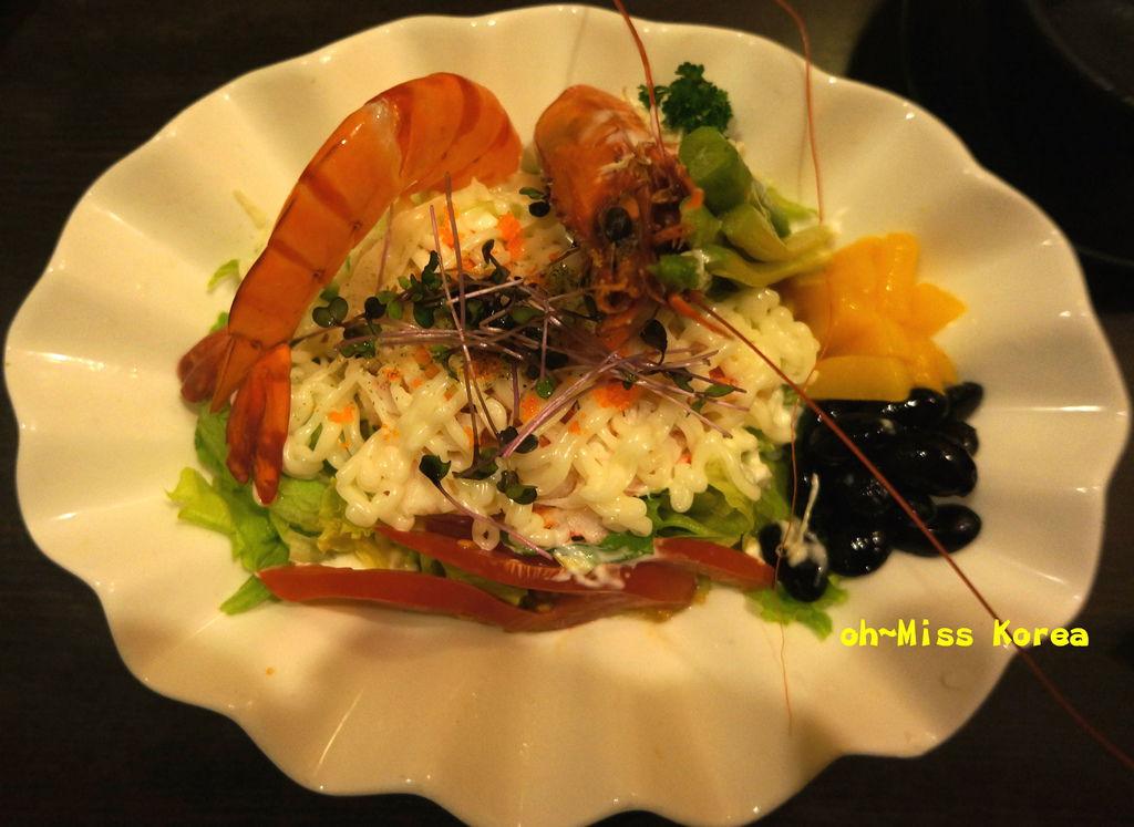 大車蝦沙拉