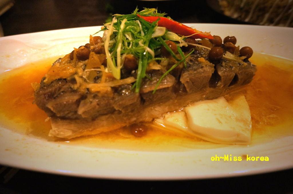 鹹冬瓜蒸鮮魚-1