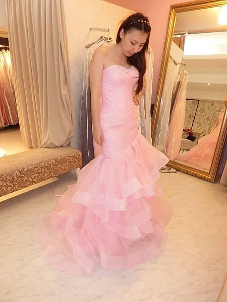 粉紅人魚1