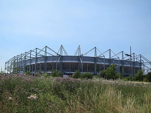 普魯士足球場