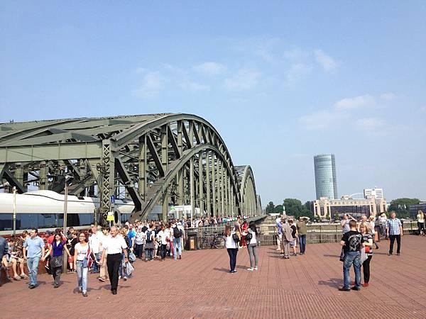 科隆 霍亨索倫橋