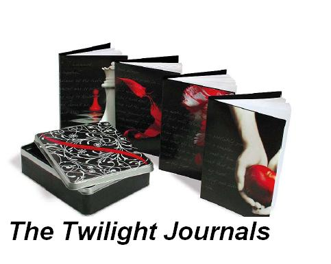 尖端 the Twilight journals.JPG