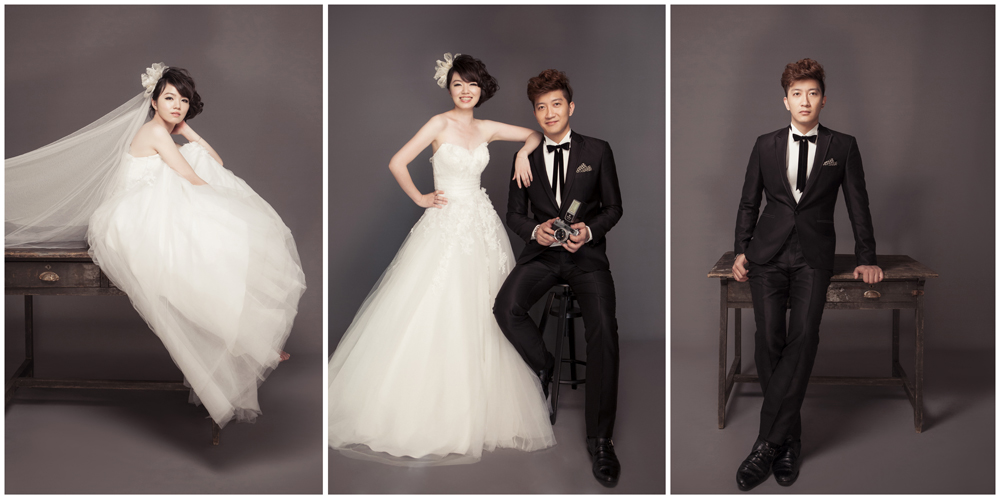 Only You Wedding Studio-三合ㄧ