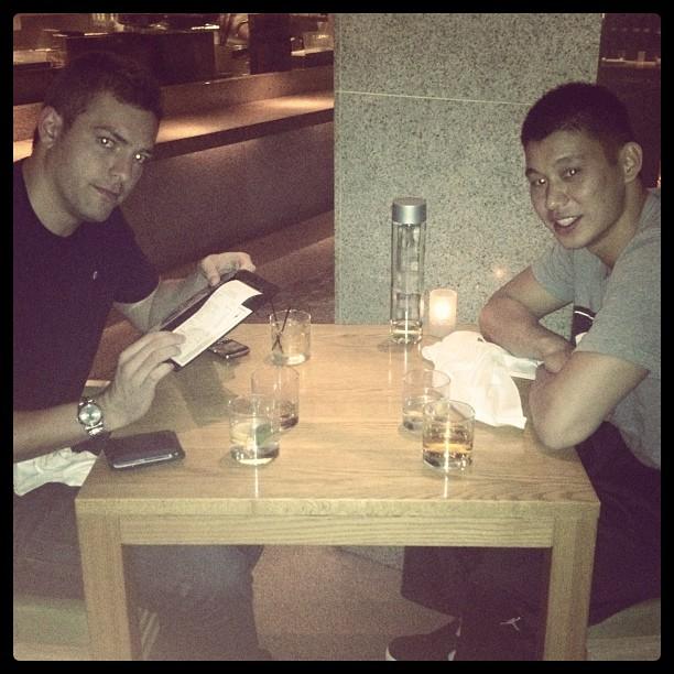 2012.06.18跟David Lee在SF吃飯