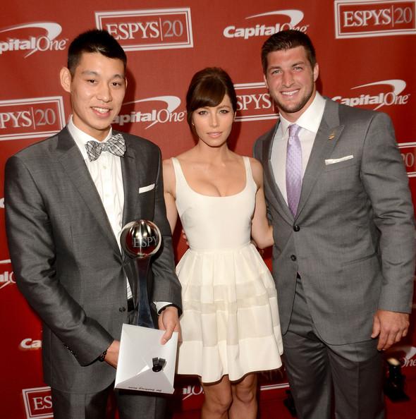 2012年ESPYS最佳突破運動員奬2