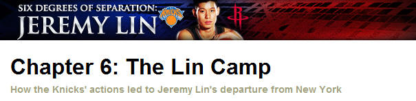 Chapter 6-The Lin Camp
