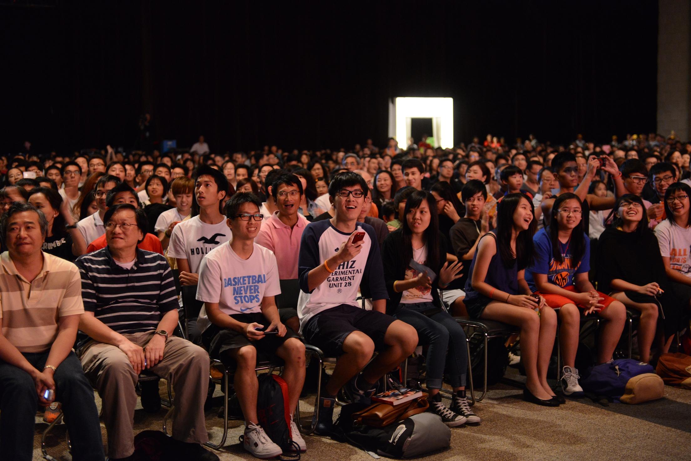 2012.08.26 香港 林書豪生命灌籃 佈道會 13