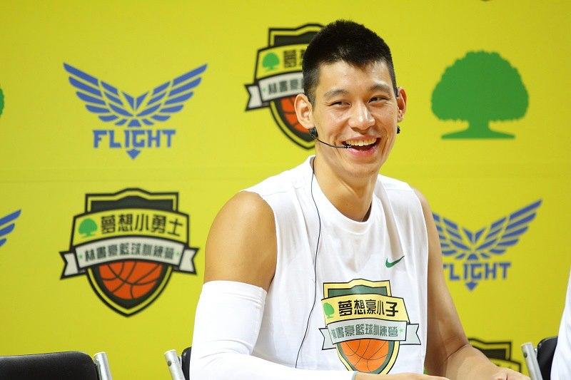 2012.08.27林書豪國泰夢想籃球訓練營