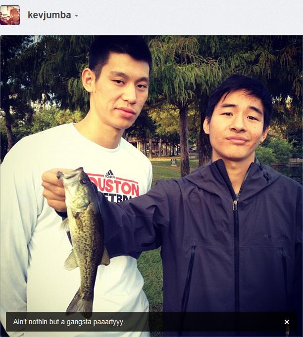 2012.09.28 林書豪釣魚2