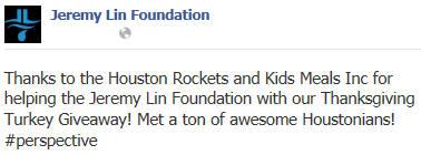 20121121 林書豪感恩節前做慈善 為100個家庭派送火雞 5