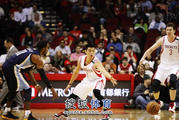 2012.12.23 林書豪 灰熊 19