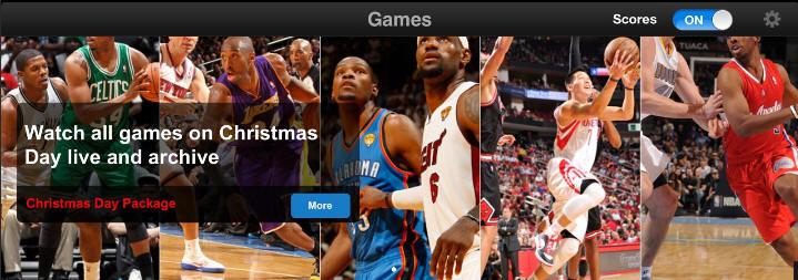 2012.12.NBA官網宣傳聖誕大戰
