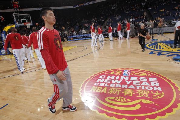 NBA新春賀歲 林書豪vs勇士 2013.02.13 4