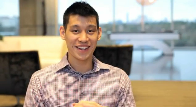 The Making A Difference Campaign - Jeremy Lin 2