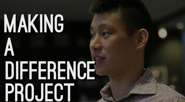 The Making A Difference Campaign - Jeremy Lin 3