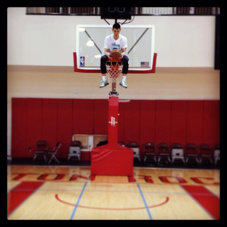 深夜籃球是一種治療法2013.03.26