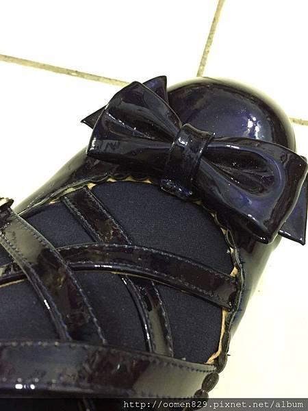 洁丫鞋-紺05