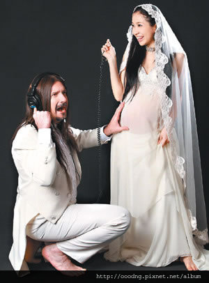 馬修連恩師兄 冠余師姐結婚照