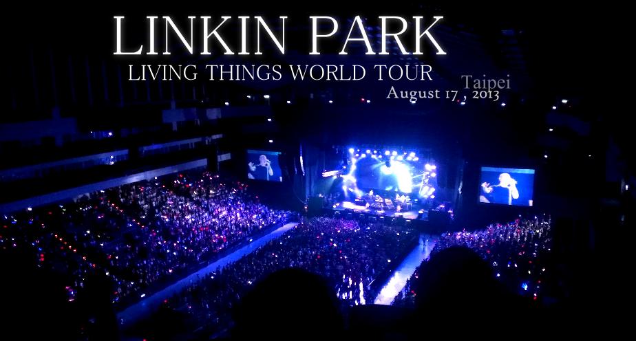 Linkin Park 2013Concert