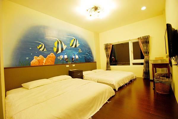 小琉球海之旅民宿