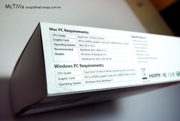 彩盒側面-電腦硬體相容說明