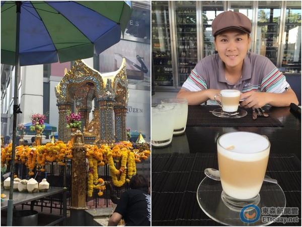曼谷爆炸第一時間畫面曝光 王仁甫曼谷遇爆炸驚魂未定
