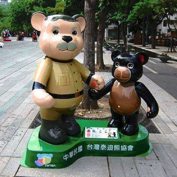 100隻泰迪熊大軍又來囉!明年首度移師士林官邸_03