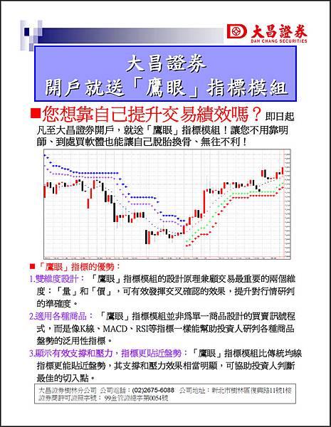 2013.10.18 大昌樹林「鷹眼指標」DM-1