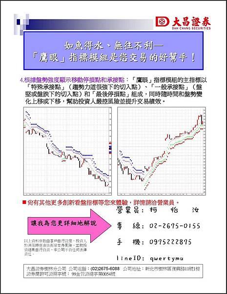 2013.10.18 大昌樹林「鷹眼指標」DM-2