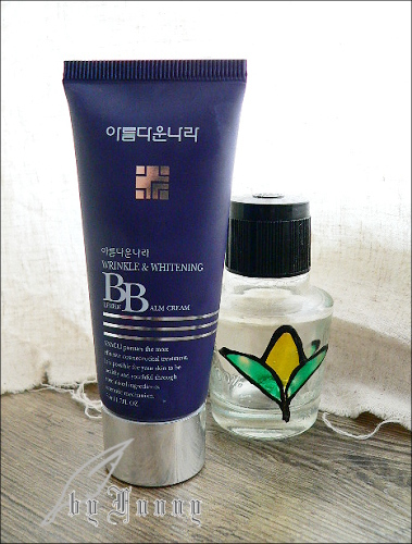 ANACLI BB Cream 超自然遮瑕修護粉底霜-1