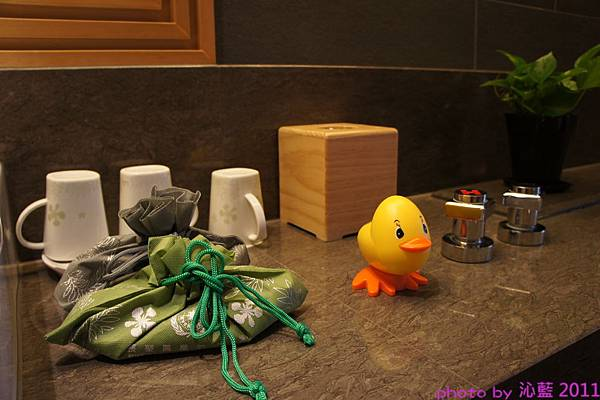 小鴨是溫度計喔~