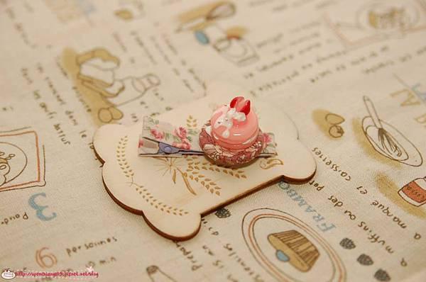 甜點小布夾1