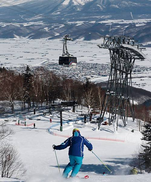 富良野滑雪場2