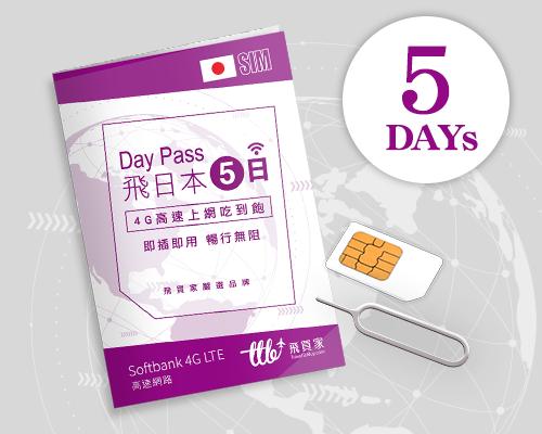商品圖500x400-日本5日