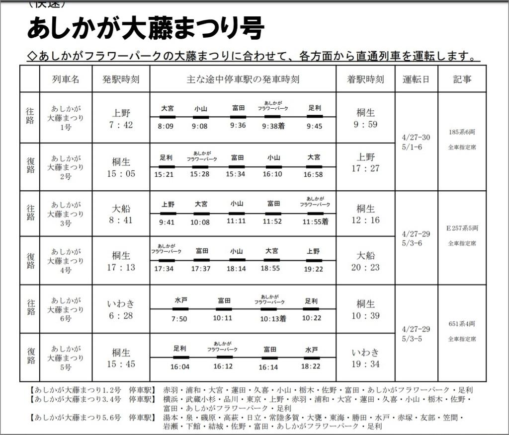 專車時刻表