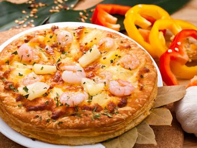 夏威夷千層酥PIZZA