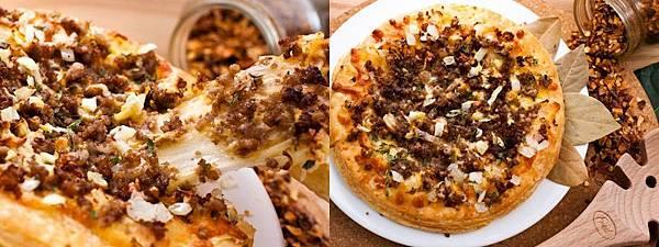 紅酒牛肉千層酥PIZZA