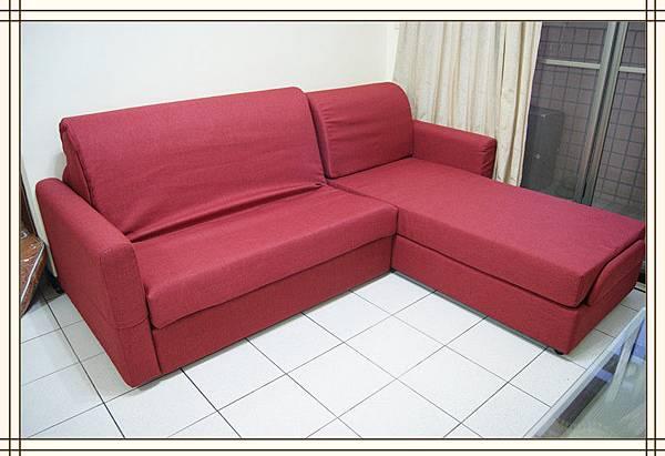 電動沙發床1 歐朋品牌沙發
