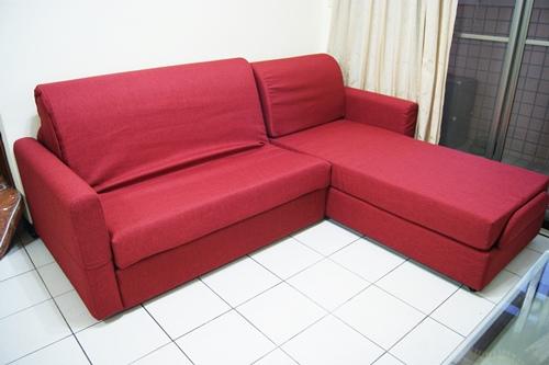 沙發套挑選2 歐朋品牌沙發-L型