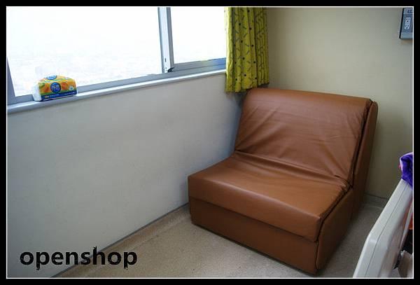 歐朋沙發床 無扶手