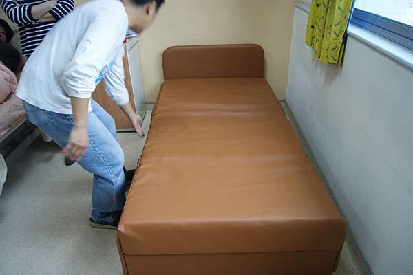 歐朋沙發床