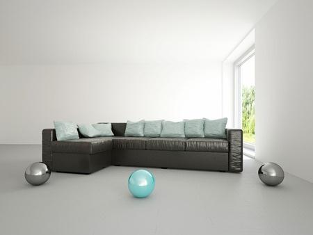 皮革沙發  歐朋品牌沙發