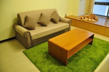 低預算裝潢 歐朋沙發床2002型