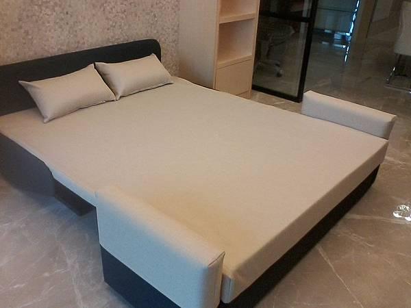 歐朋101型單/雙人沙發床