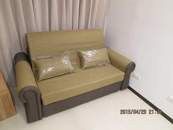 歐朋2002型單/雙人沙發床