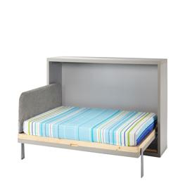 橫式壁床床式