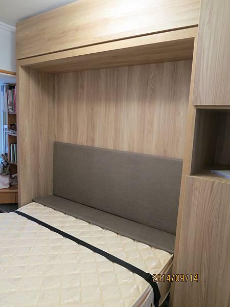 歐朋系統壁床