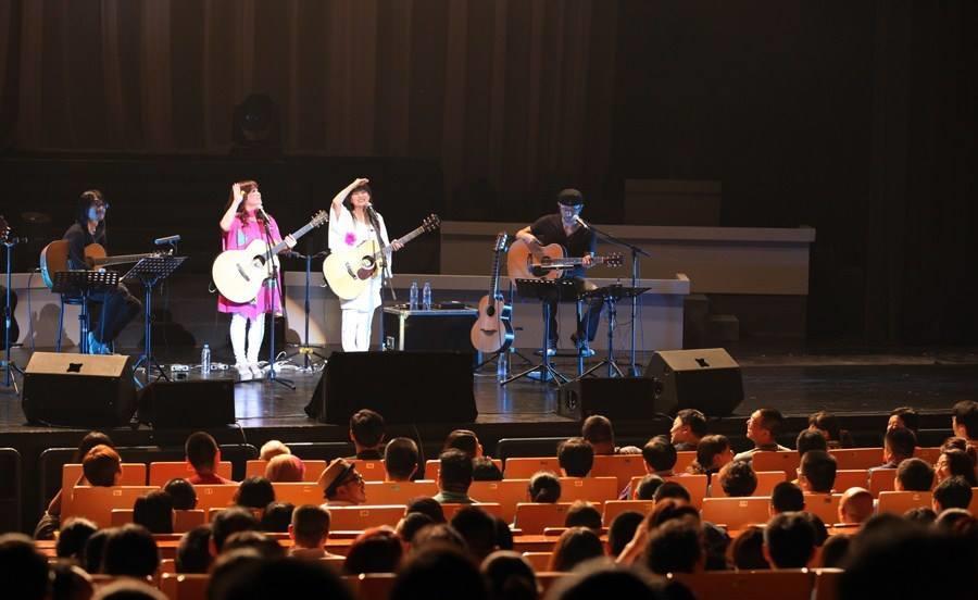 南方二重唱2013北京演唱會